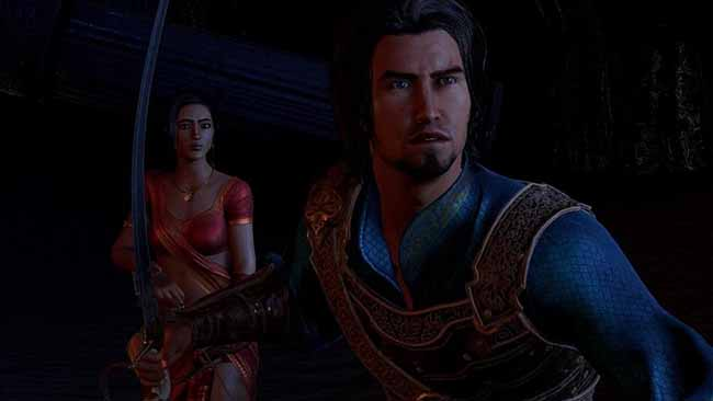 Prince of Persia The Sands of Time Remake Download