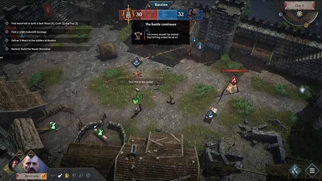 Siege Survival Gloria Victis PC Download