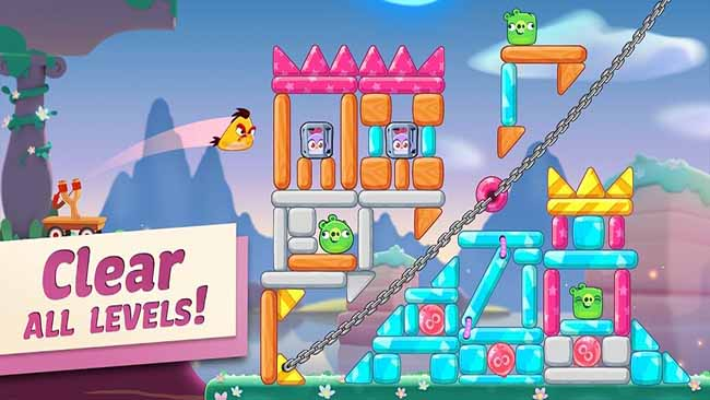 Angry Birds Journey Full Download