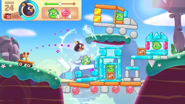 How to Download Angry Birds Journey