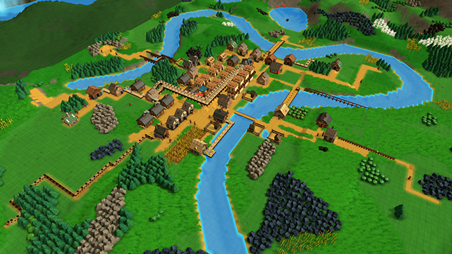 Factory Town For PC Download