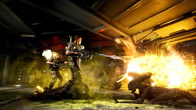 Aliens Fireteam Elite Repack Download