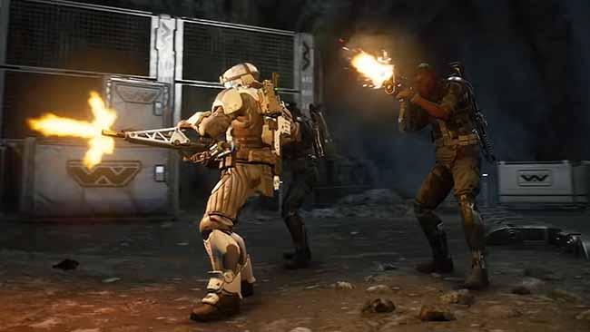 Aliens Fireteam Elite ISO Download