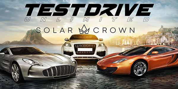 Test Drive Unlimited Solar Crown PC Download