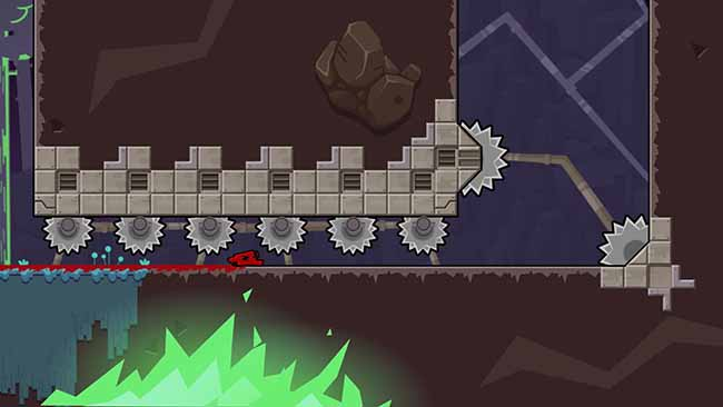 Super Meat Boy Forever Download For PC
